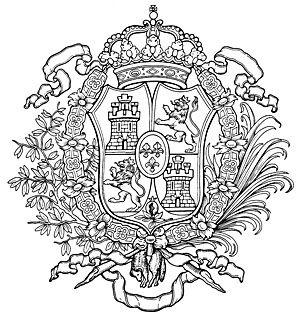 Monogram Art By Yumi Asakura On Coat Of Arms Crest Guild Sign