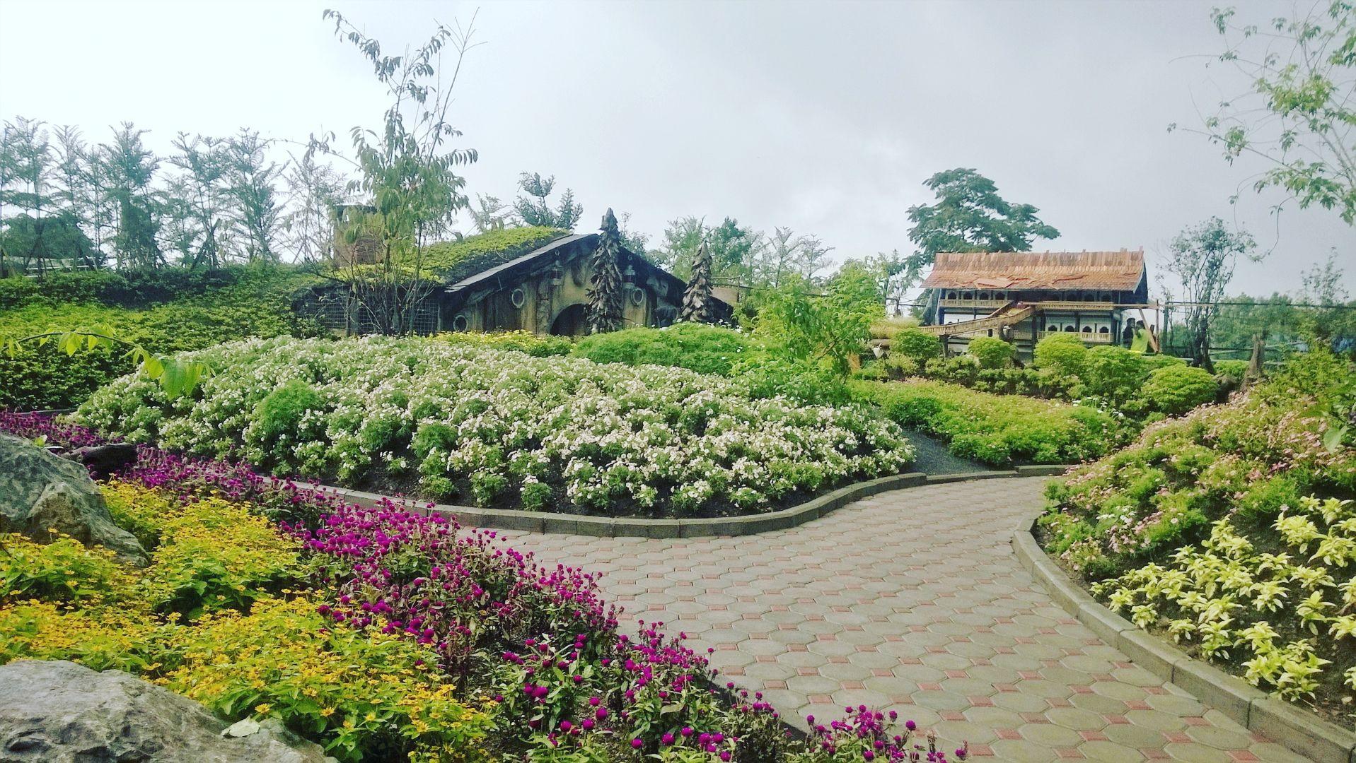 Wisata Alam Farmhouse Bandung Lembang Pemandangan Tempat Singapura