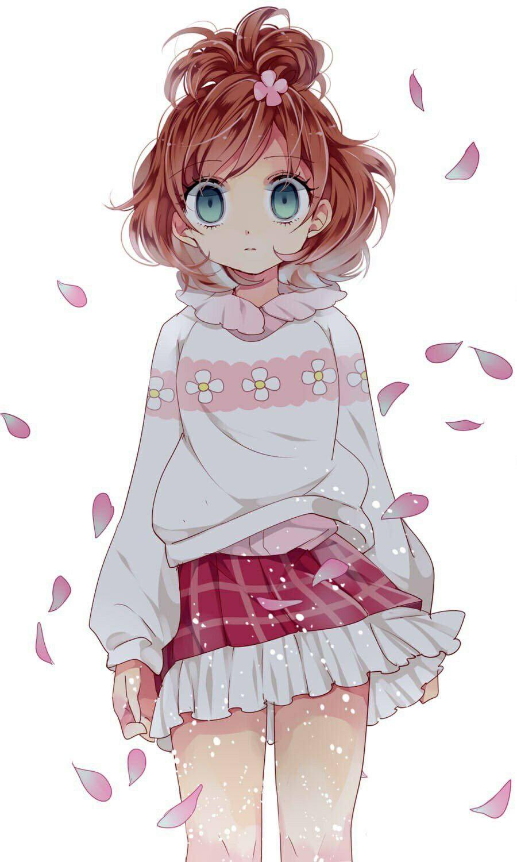 Haru Haru... When she was.. Dream sh00k Anime, So cute