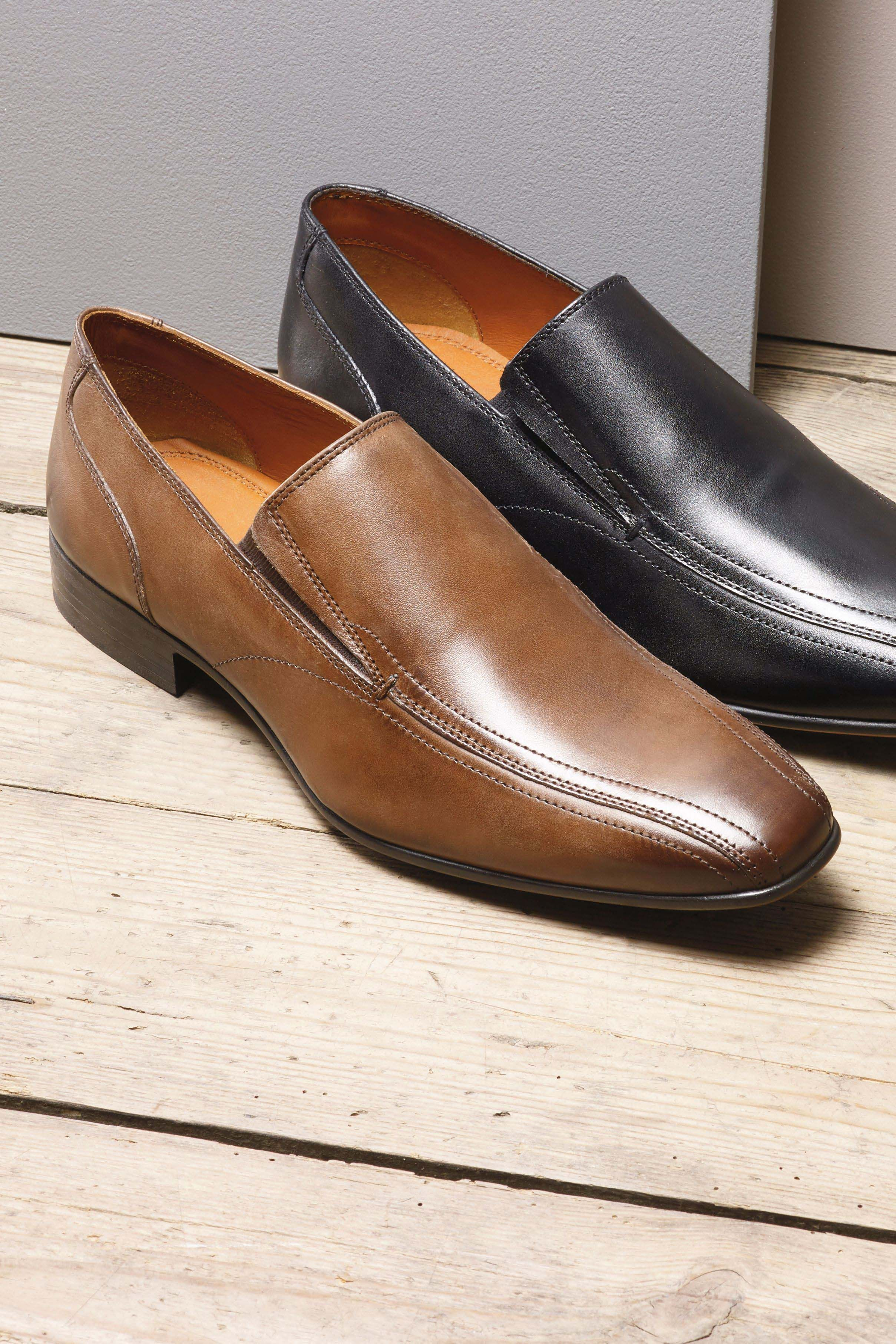 Brown slip on shoes, Shoes, Dress shoes men