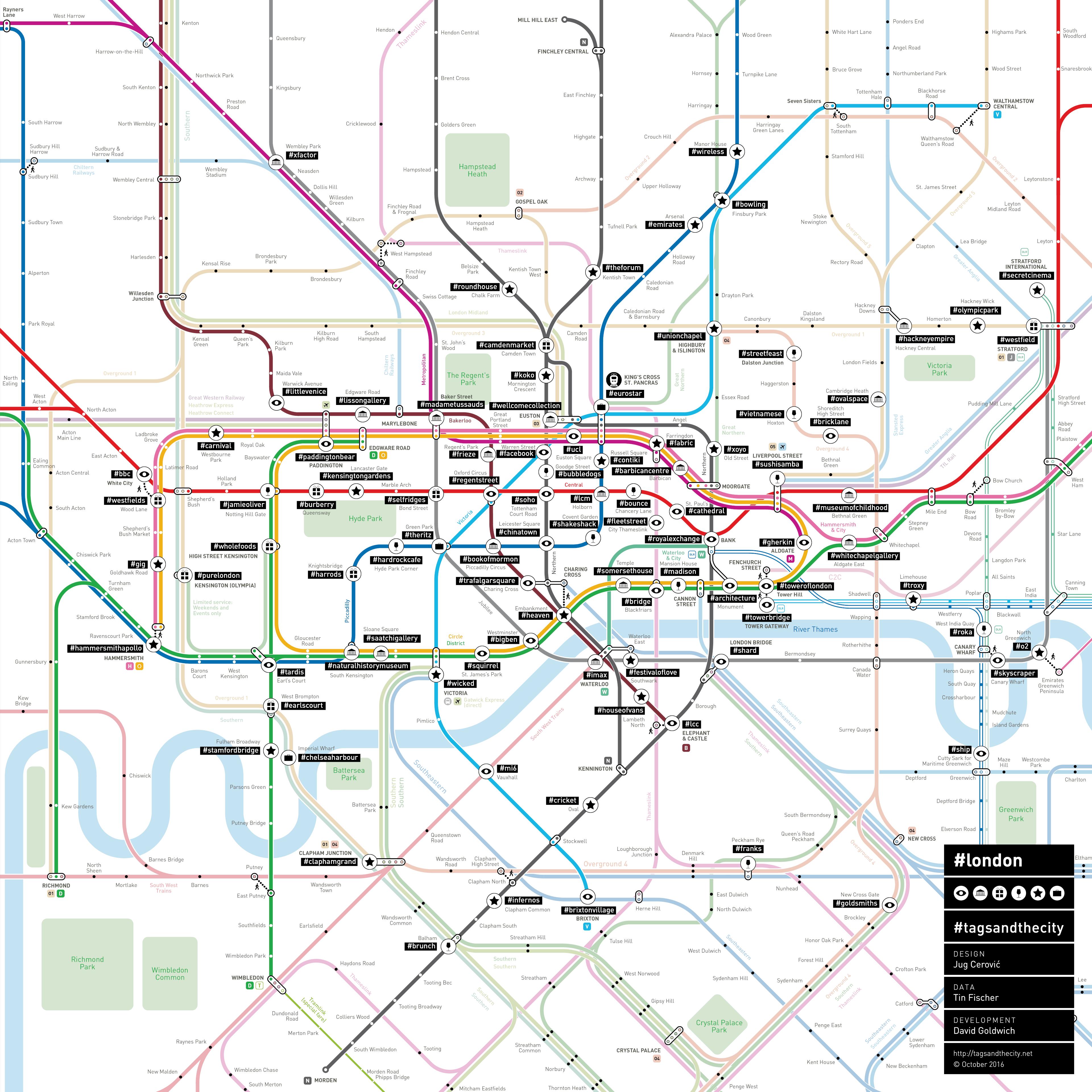 london maps london underground