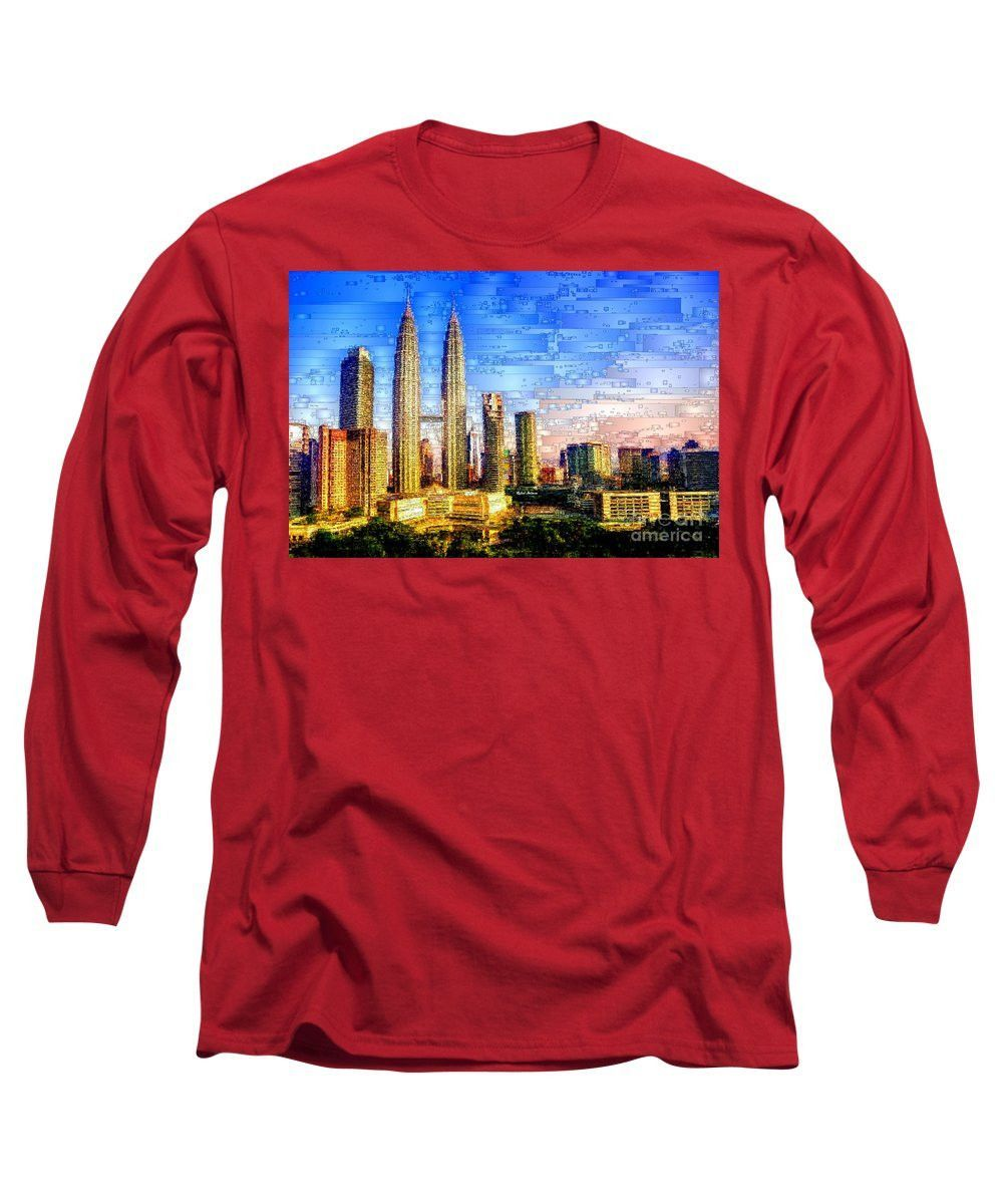Long Sleeve T-Shirt - Jakarta, Indonesia