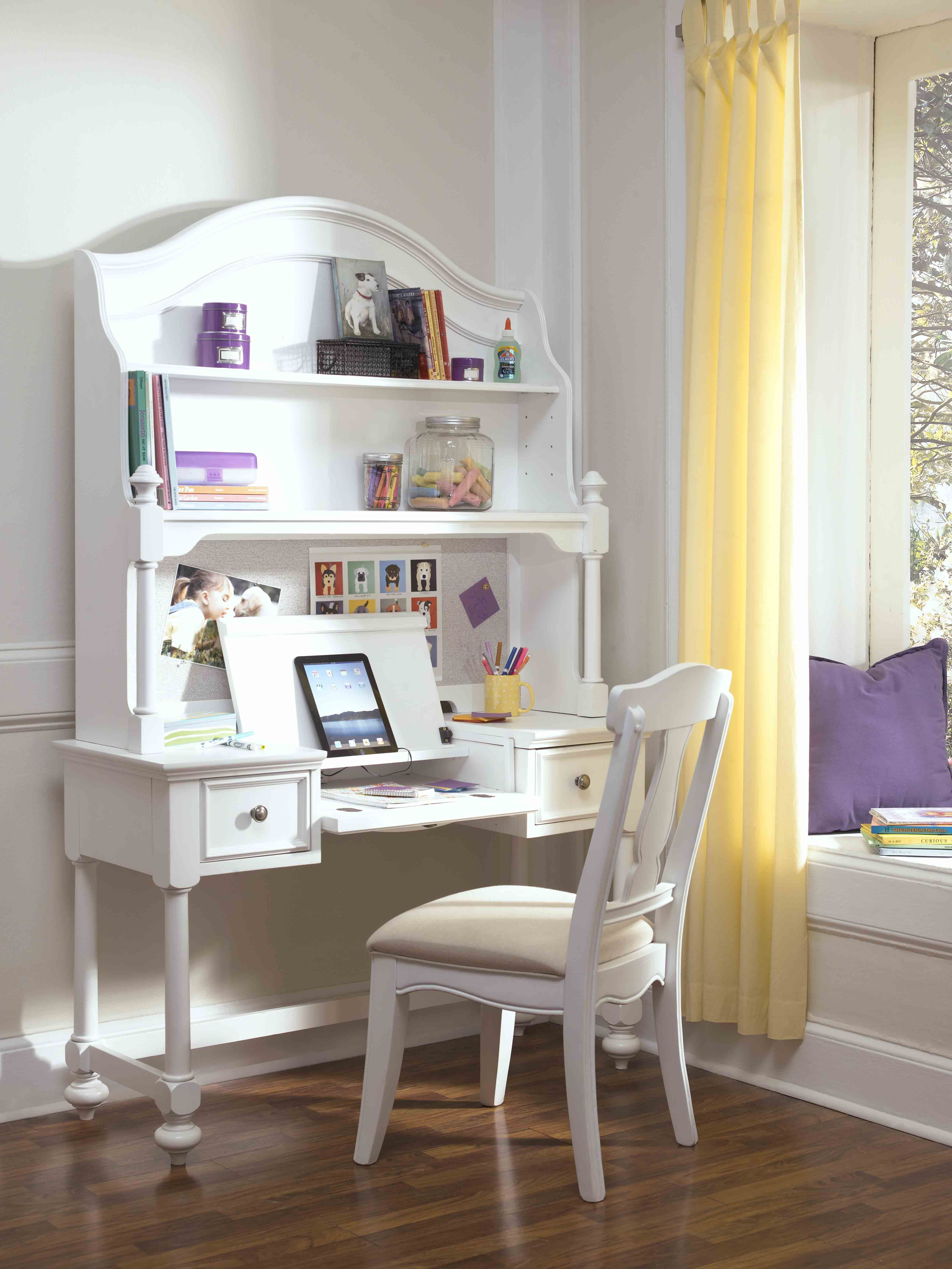Space For Study Storage And Display Madison Desk Set By Legacy Classic Furniture Kids Kid Rosenberry Rooms Furniture Childrens Bedroom Furniture