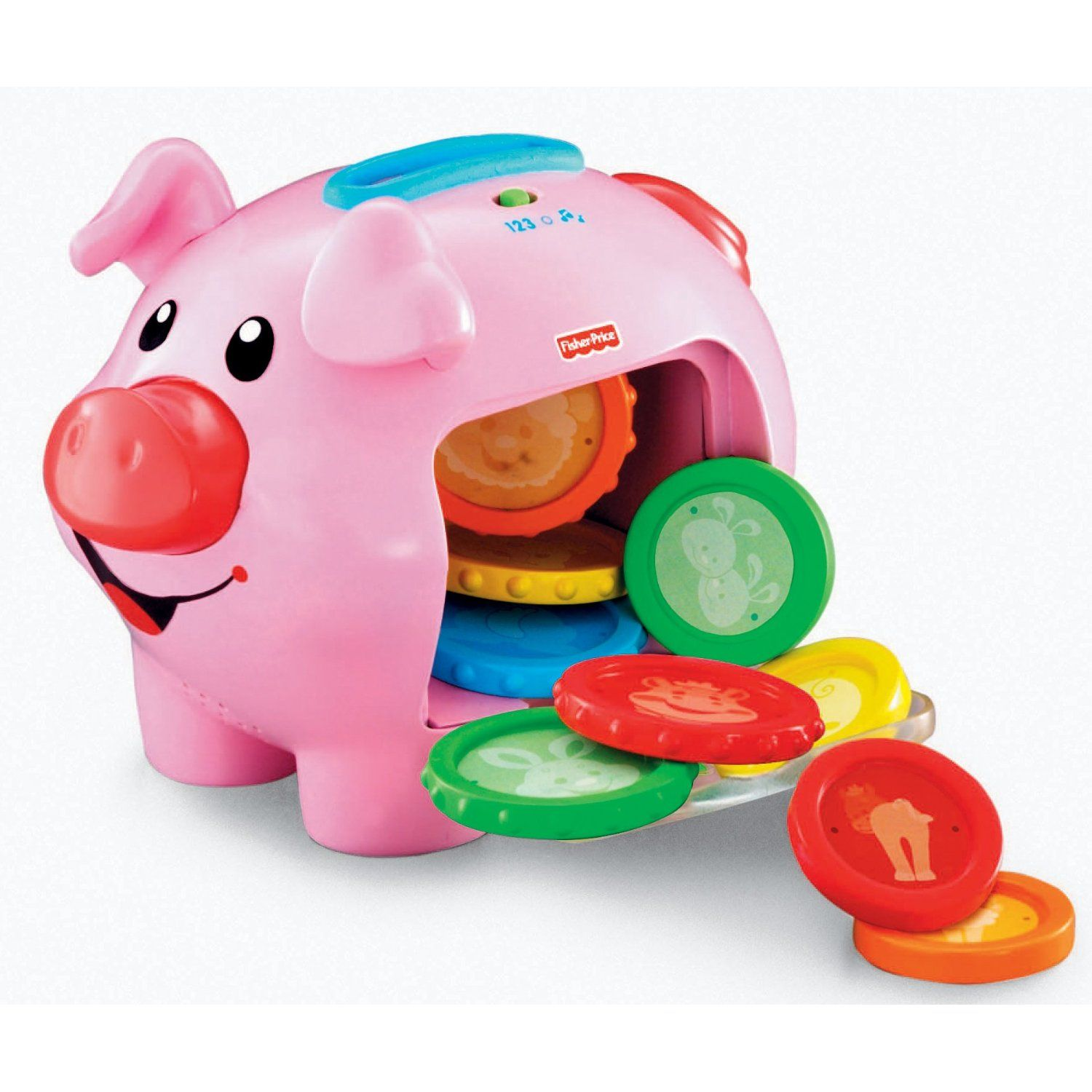 Fisher Price Laugh & Learn Learning Piggy Bank Aiden