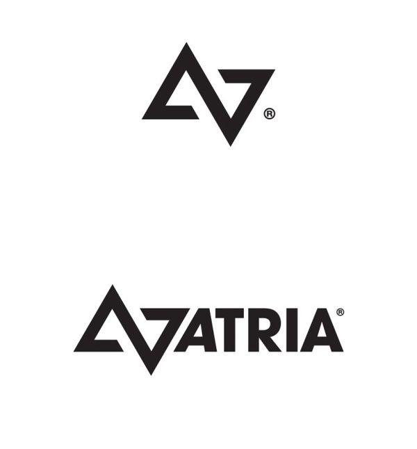 Atria International CI Logo Type / 2012 / Client Work