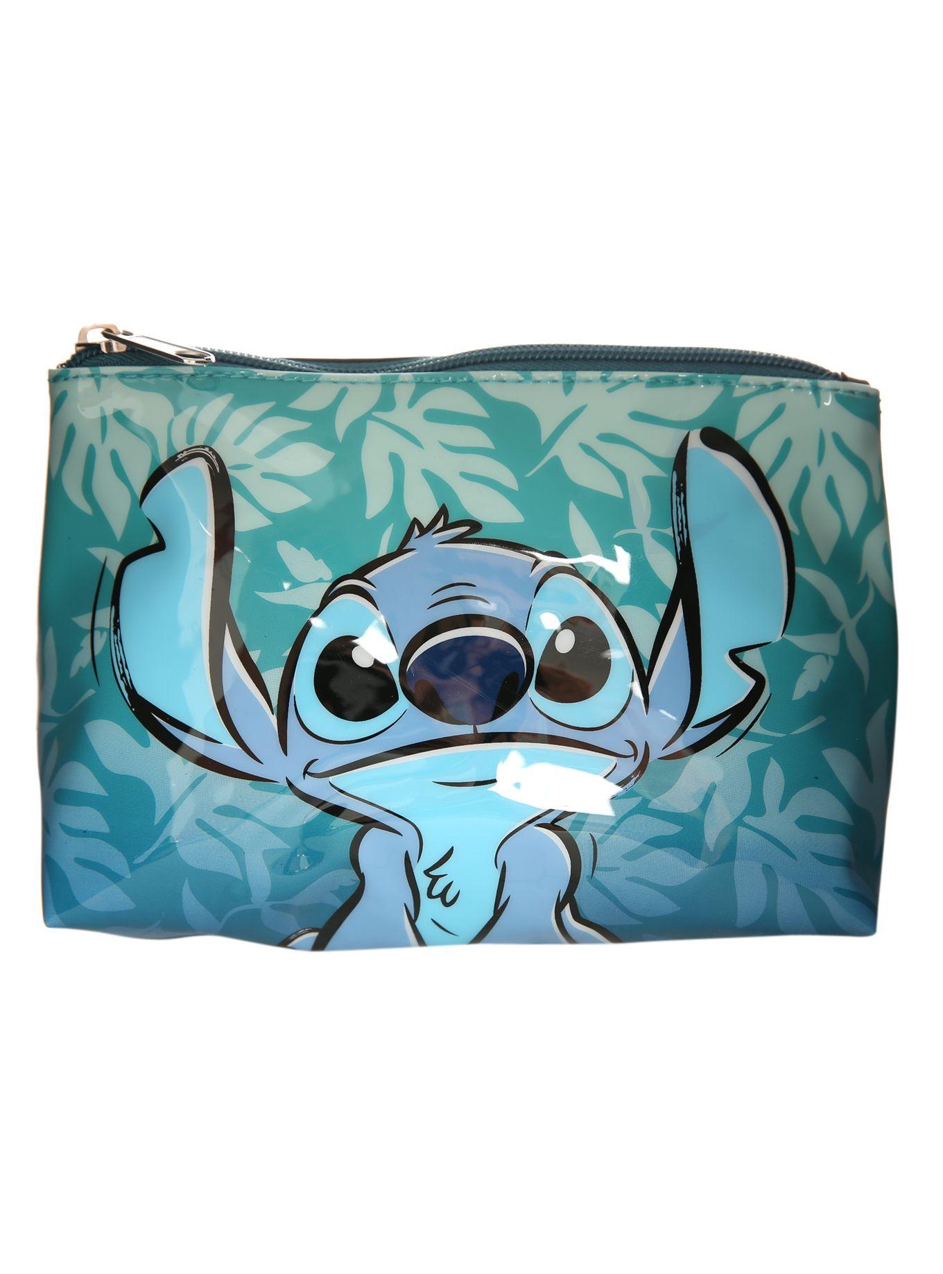 Disney Lilo & Stitch Hawaiian Cosmetic Bag Hot Topic