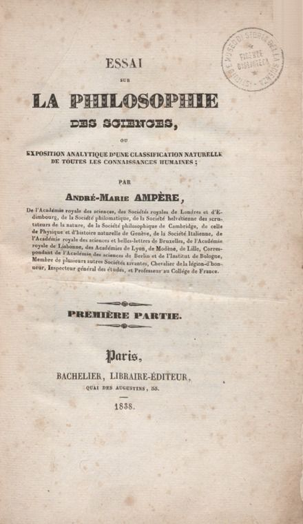 Andre Marie Ampere Wikipedia Andre Marie Ampere Ampere Wikipedia