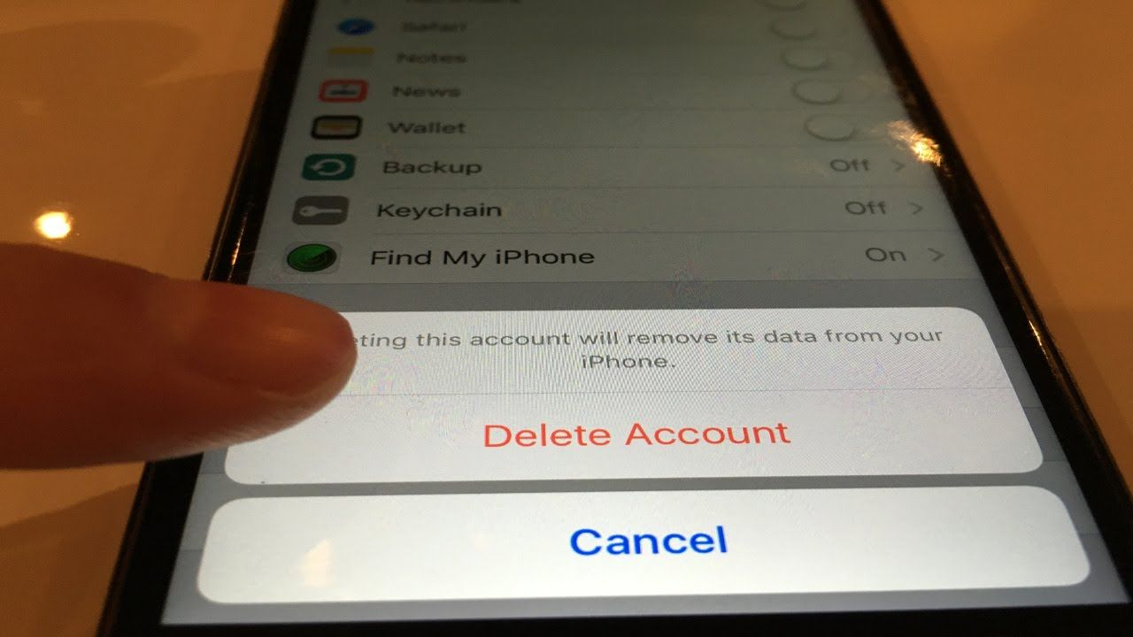 Delete icloud account without password any ios version