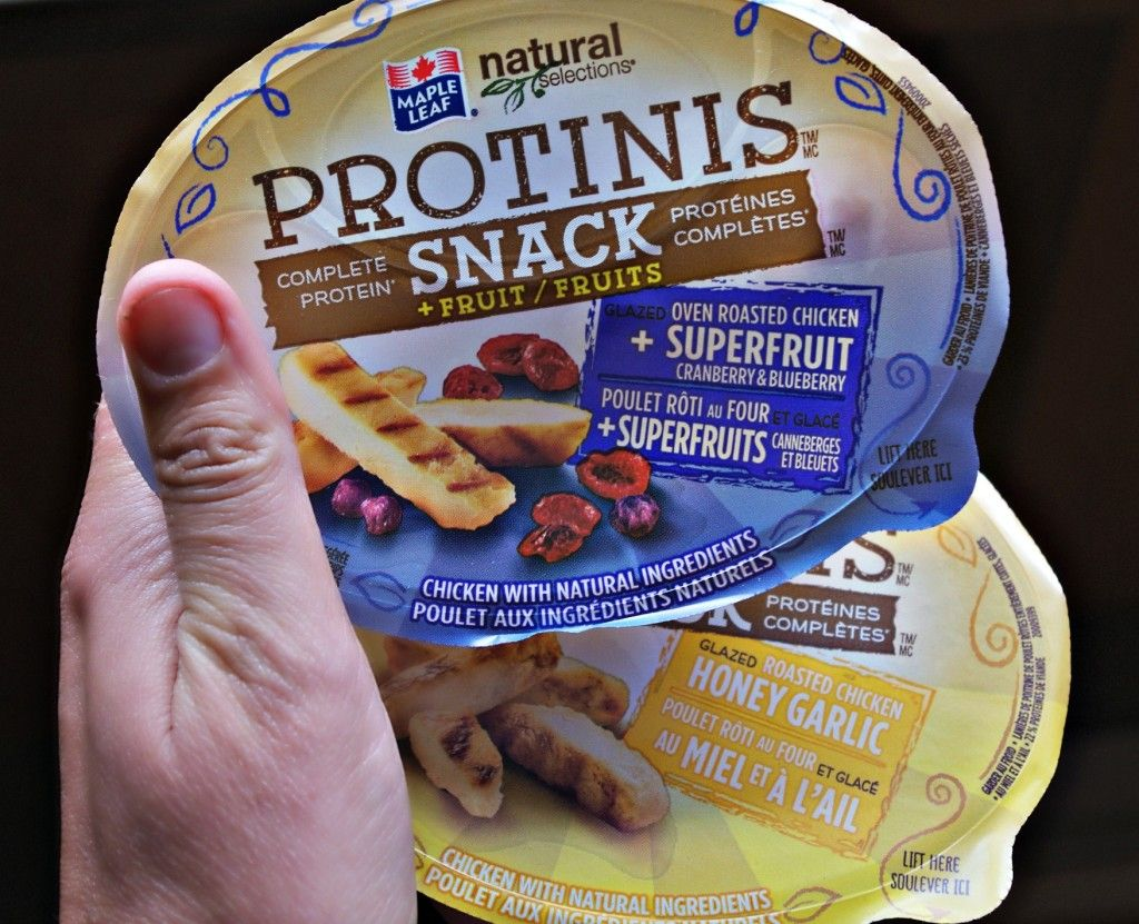 A better mom moment #PROTINIS @MapleLeafFoods