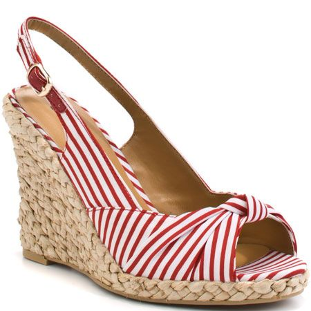 Red stripes - great for summer
