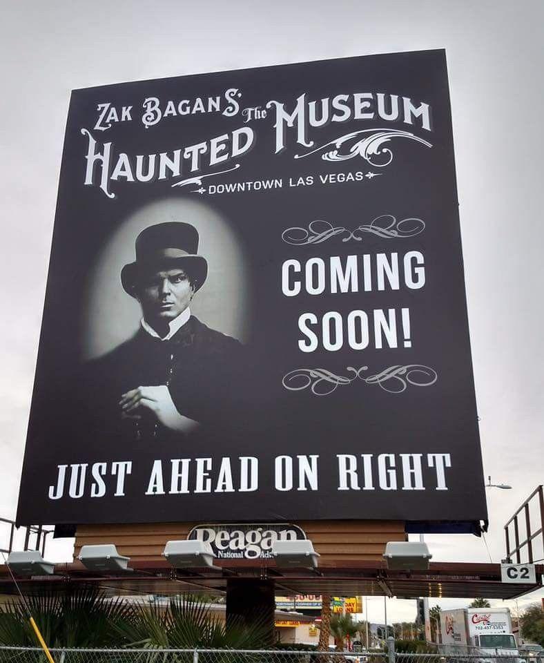 Haunted Places In Las Vegas 2014: Zak Bagans Haunted Museum Las Vegas NV