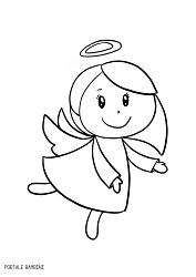 Disegni Da Colorare Angeli Di Natale.Angeli E Angioletti Da Colorare Per Natale Christmas Natale Angeli Angels Coloring Disegnidacolorare Disegni Da Colorare Disegni Angeli