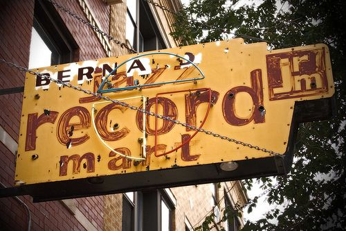 old neon signs - Jazz Record Mart - Chicago | Vintage Signs