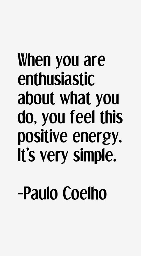 Paulo Coelho Quotes & Sayings