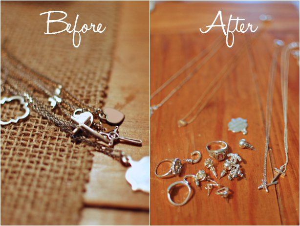 How To Clean Tarnished Silver Jewelry Fundaymonday Link Up Clean Tarnished Silver Jewelry Cleaning Silver Jewelry Silver Jewelry Handmade