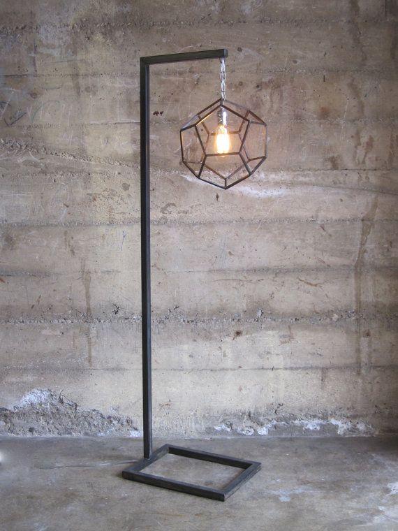 Geometric steel standing lamp by dirgadesign on etsy 90000 geometric steel standing lamp by dirgadesign on etsy 90000 love the lamp solutioingenieria Choice Image