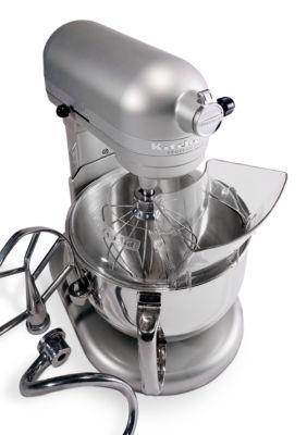 Kitchenaid Professional 600 Series 6-Qt. Bowl-Lift Stand Mixer ... on portable drum mixer stand, kitchenaid 6 qt glass bowl, kitchenaid artisan stand mixer cobalt blue, kitchenaid classic stand mixer,