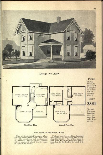 Full Vintage Residential House Plan Catalog Lumberman S House Plan Book By Radford Architectural C Architectural House Plans House Plans Unique House Plans