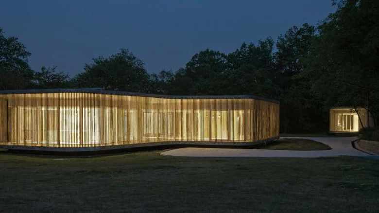 "Sifang Art Museum is shortlisted for the Leading Culure Destinations 2015 awards, also dubbed the ""Oscars for museums."""