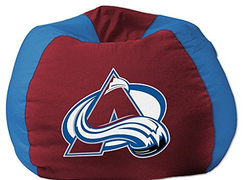 Excellent Colorado Avalanche Video Chair Cool Avalanche Fan Gear Ibusinesslaw Wood Chair Design Ideas Ibusinesslaworg