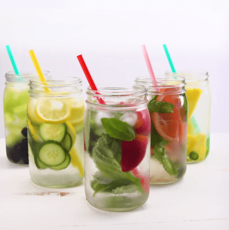 Fruit Infused Detox Water – 5 Ways