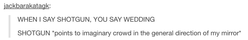 Shotgun Wedding Panic At The Disco