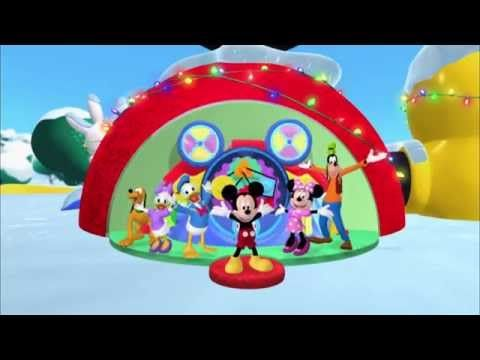 Mickey Mouse Clubhouse Hot Dog Song Repeated Youtube Christmas