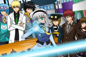 anime dating games sim