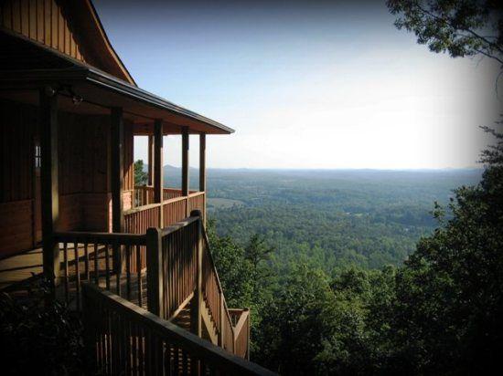 Lookout Pointe Cabin Rental In Helen GA. Beautiful 2 Bd/ba