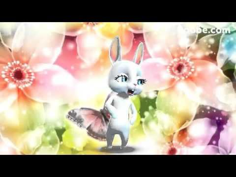 Zoobe Hase Guten Morgen Herzensgruß Youtube Guten