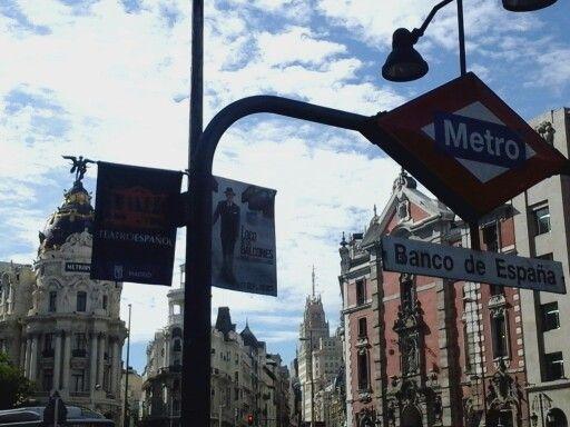 Love in Madrid