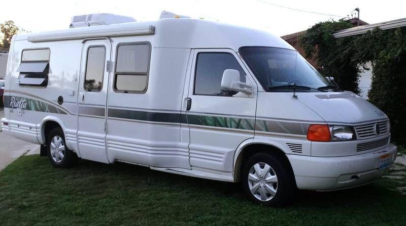 1997 Winnebago Rialta 22rd Class B Rv For Sale By Owner In Santee California Rvt Com 183769 Winnebago Class B Camper Van Class B Rv