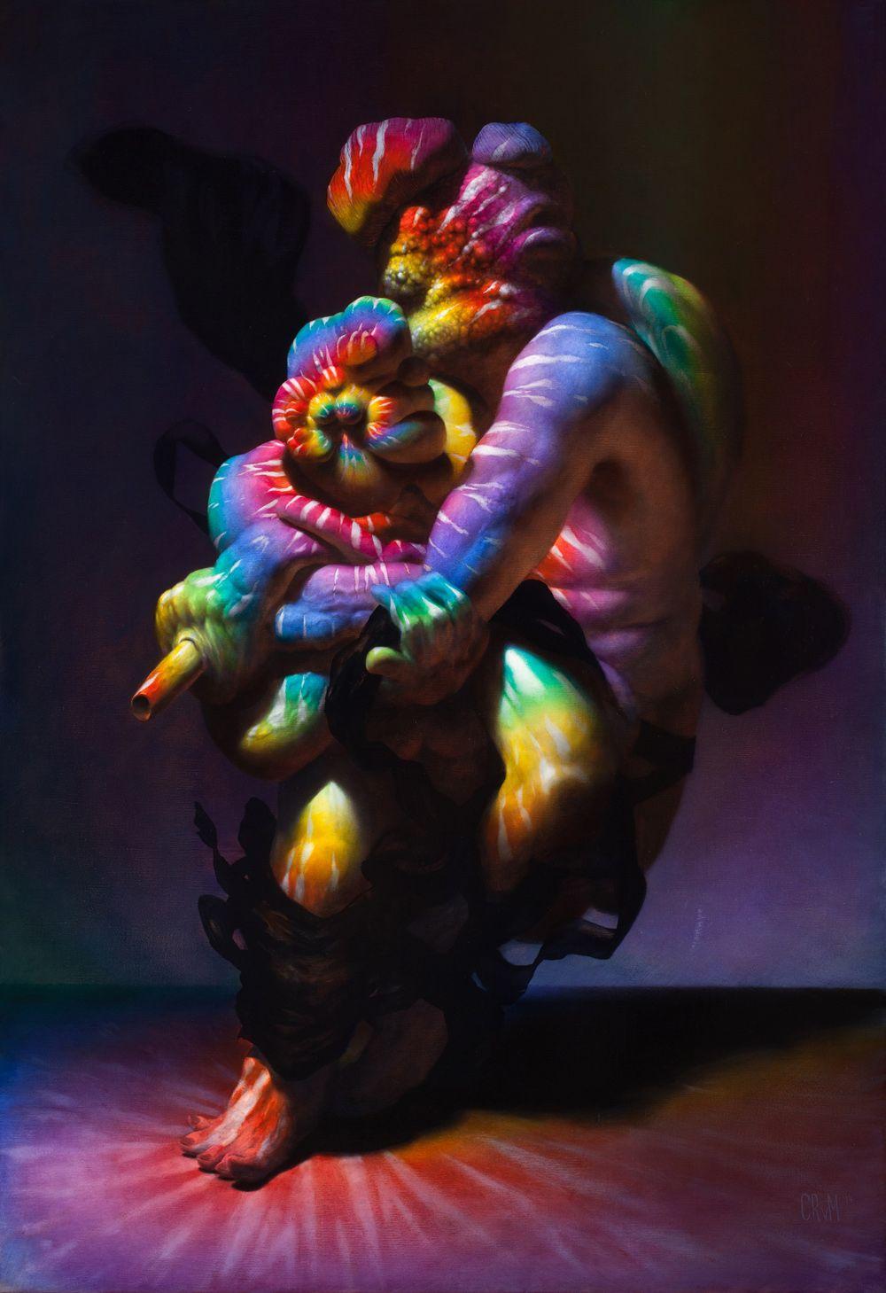Found Footage: Psychedelic Americana Body Horror by Christian Rex van Minnen | ARTE Creative