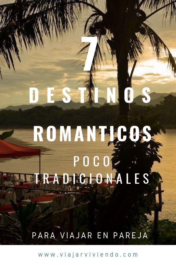 7 lugares románticos para viajar en pareja