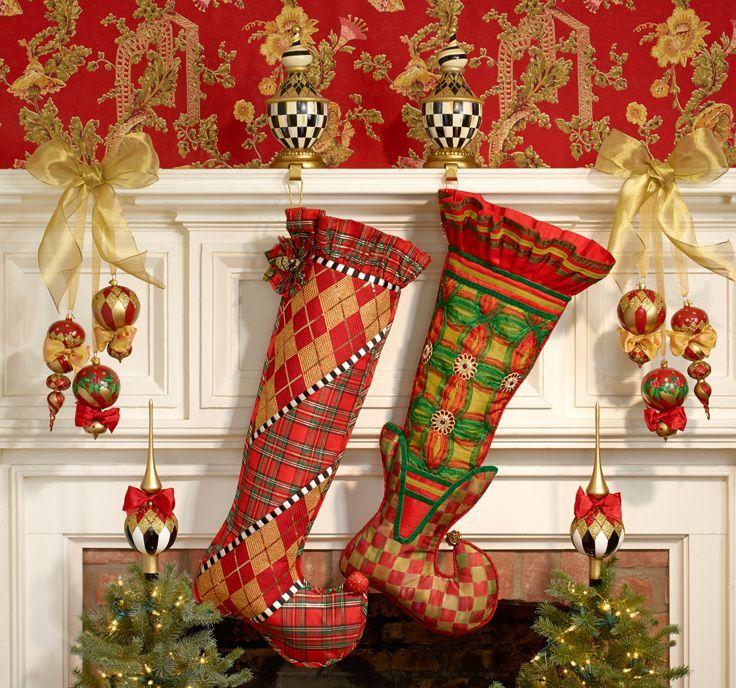 Gala Stocking I\u0027m DreamingOrange Christmas Pinterest