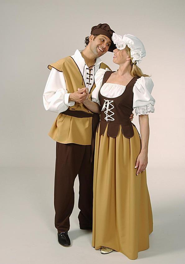 Verwonderlijk middeleeuwen boeren kleding - Google zoeken   Characters - Boeren UK-97