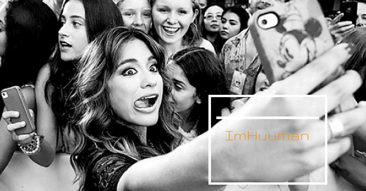 Huuman: How to take a selfie like a rockstar