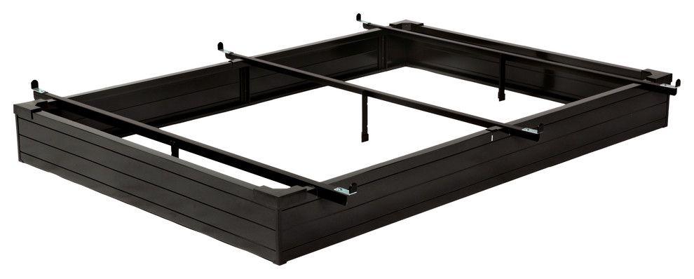 Mantua Metal Bed Base Queen Bed Base Bed Metal