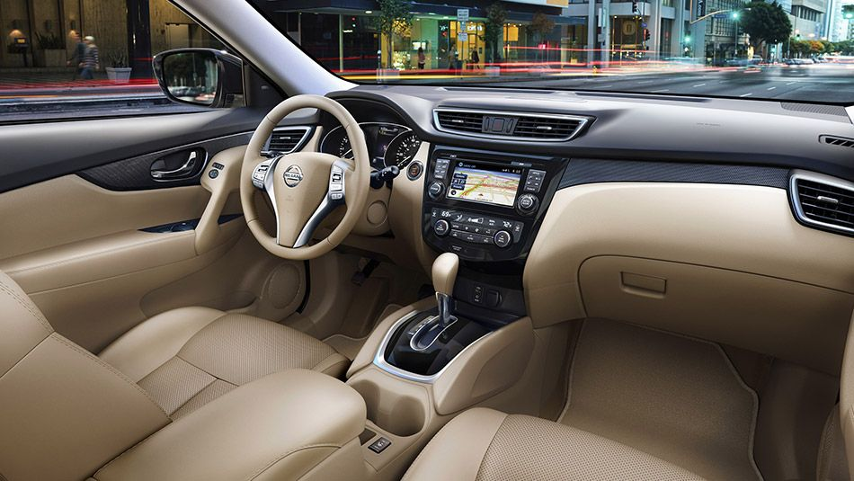 See The All New 2014 Nissan Rogue From All Angles Nissan Rogue Nissan Rogue Interior 2014 Nissan Rogue