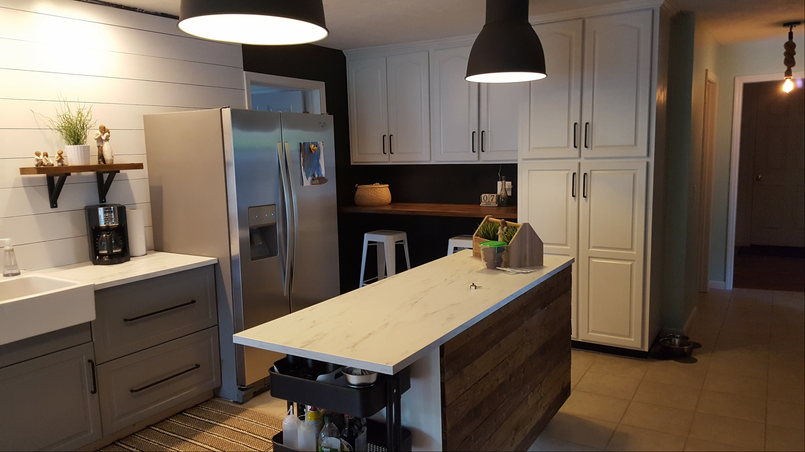 Before And After An Unbelievable 5k Kitchen Renovation