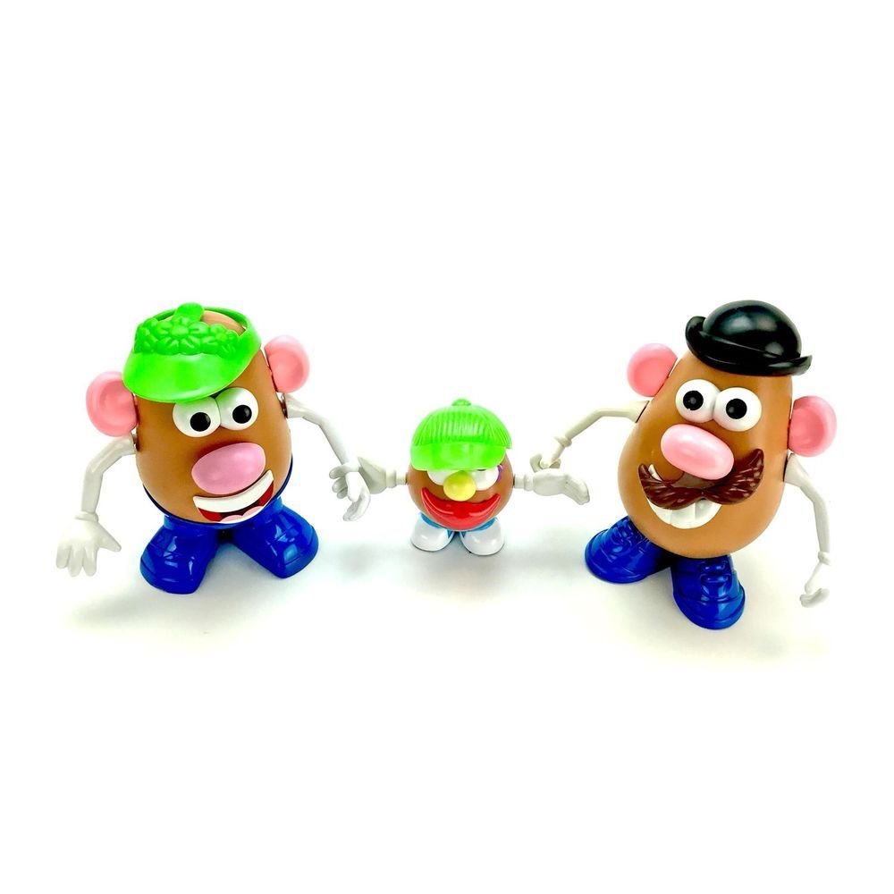Toys images for kids  Family Potato Heads Mr Mrs Child bundle Toy story toys Kids