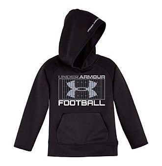 Under Armour® Boys' 4-7 Storm Football Pullover Hoodie