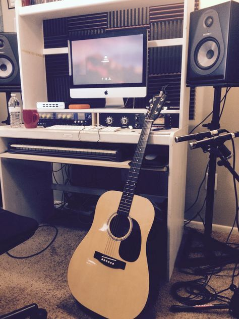 41 Ideas Music Studio Equipment Home Studio Music Recording Studio Home Music Studio Room