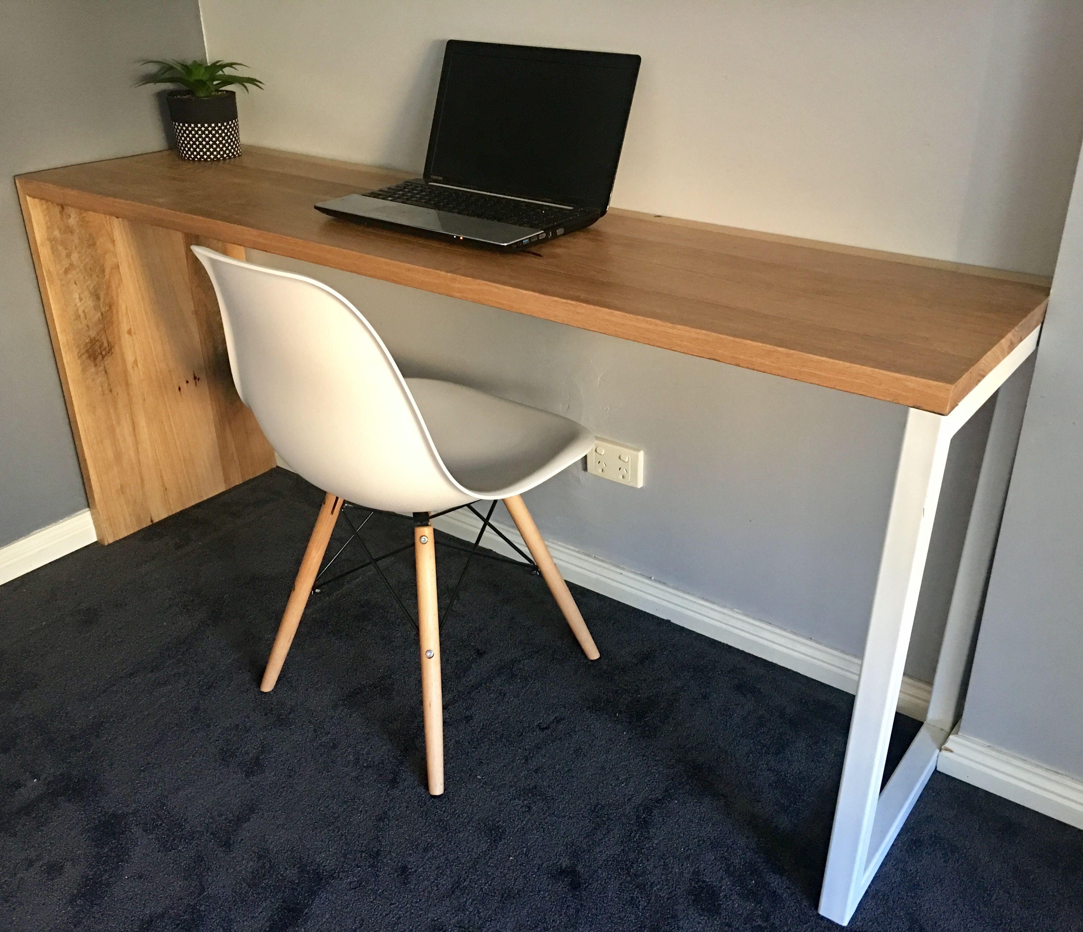 Recycled Tasmanian oak desk