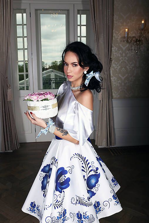 modern folk look Slovakia