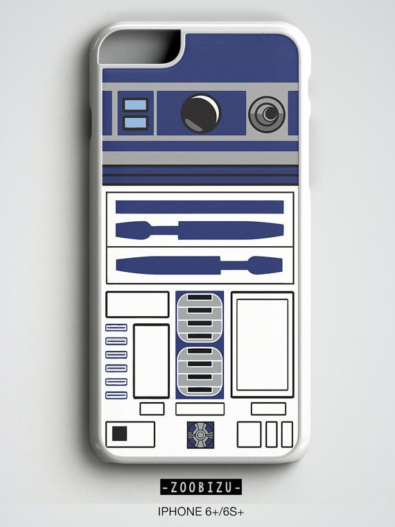 R2D2 iPhone 6 Case Star Wars iPhone XS Case, Rubber iPhone 6S Case