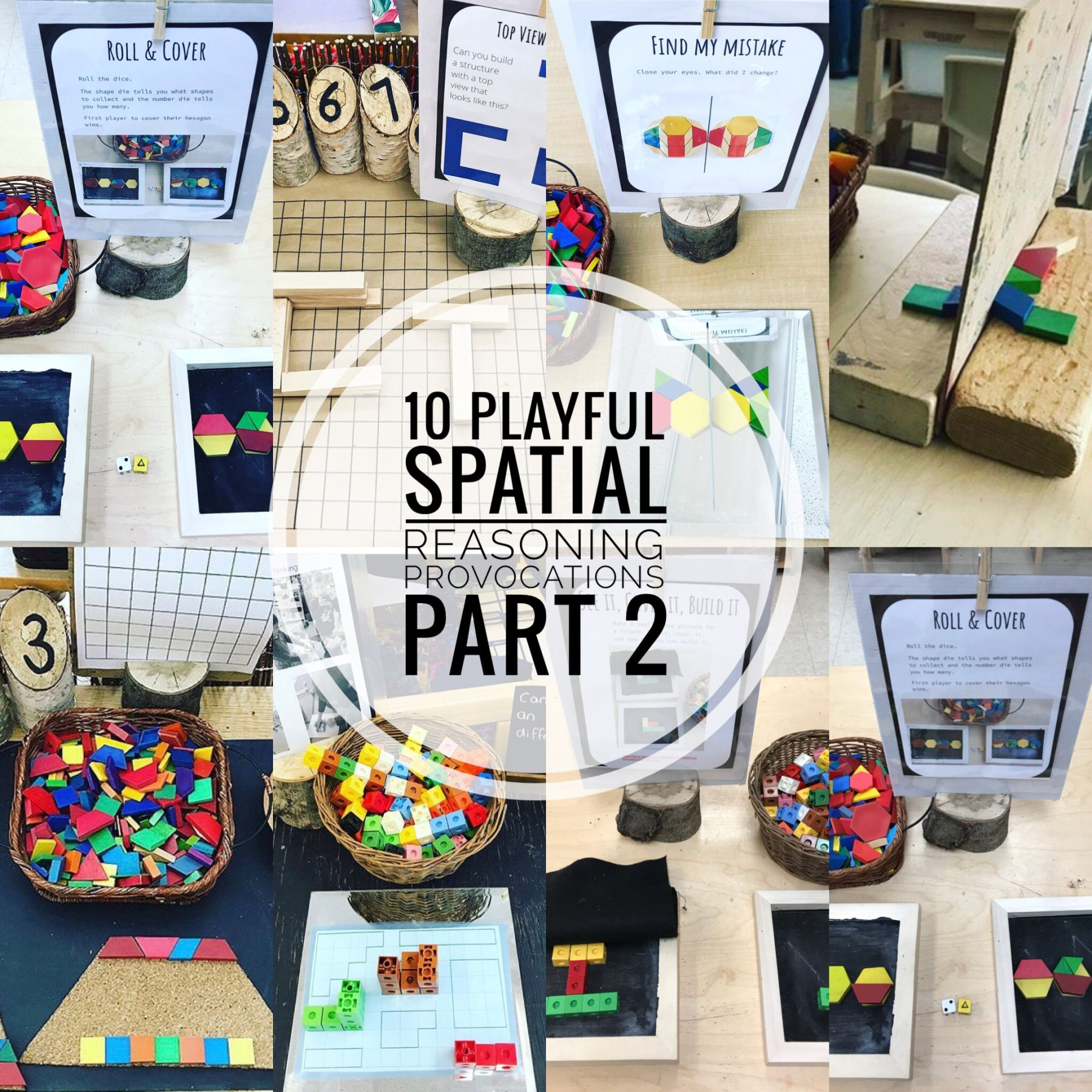 10 Playful Spatial Reasoning Provocations Part 2