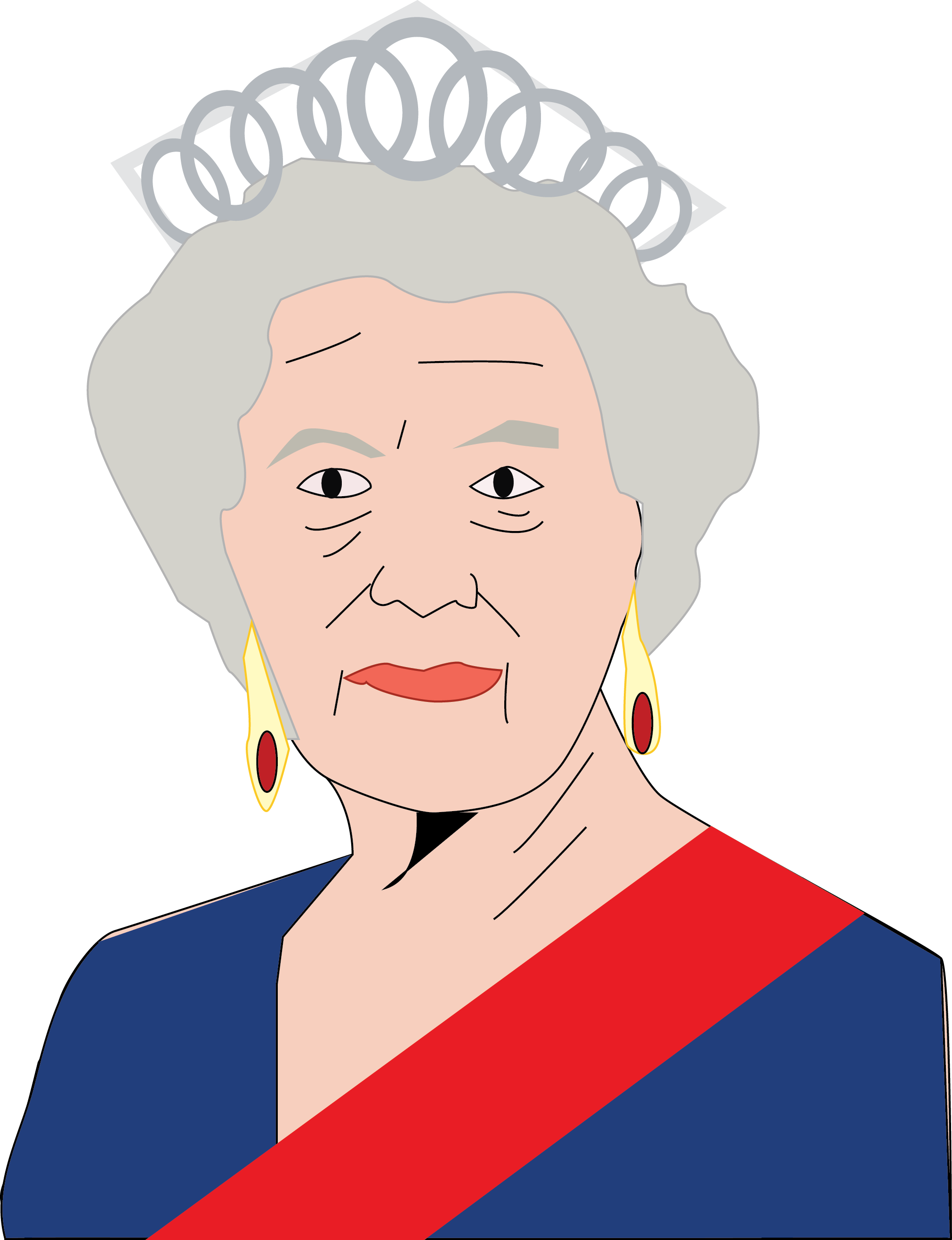 The Royals Queen Elizabeth Graphic Design Portfolio Portfolio Design Royal Queen