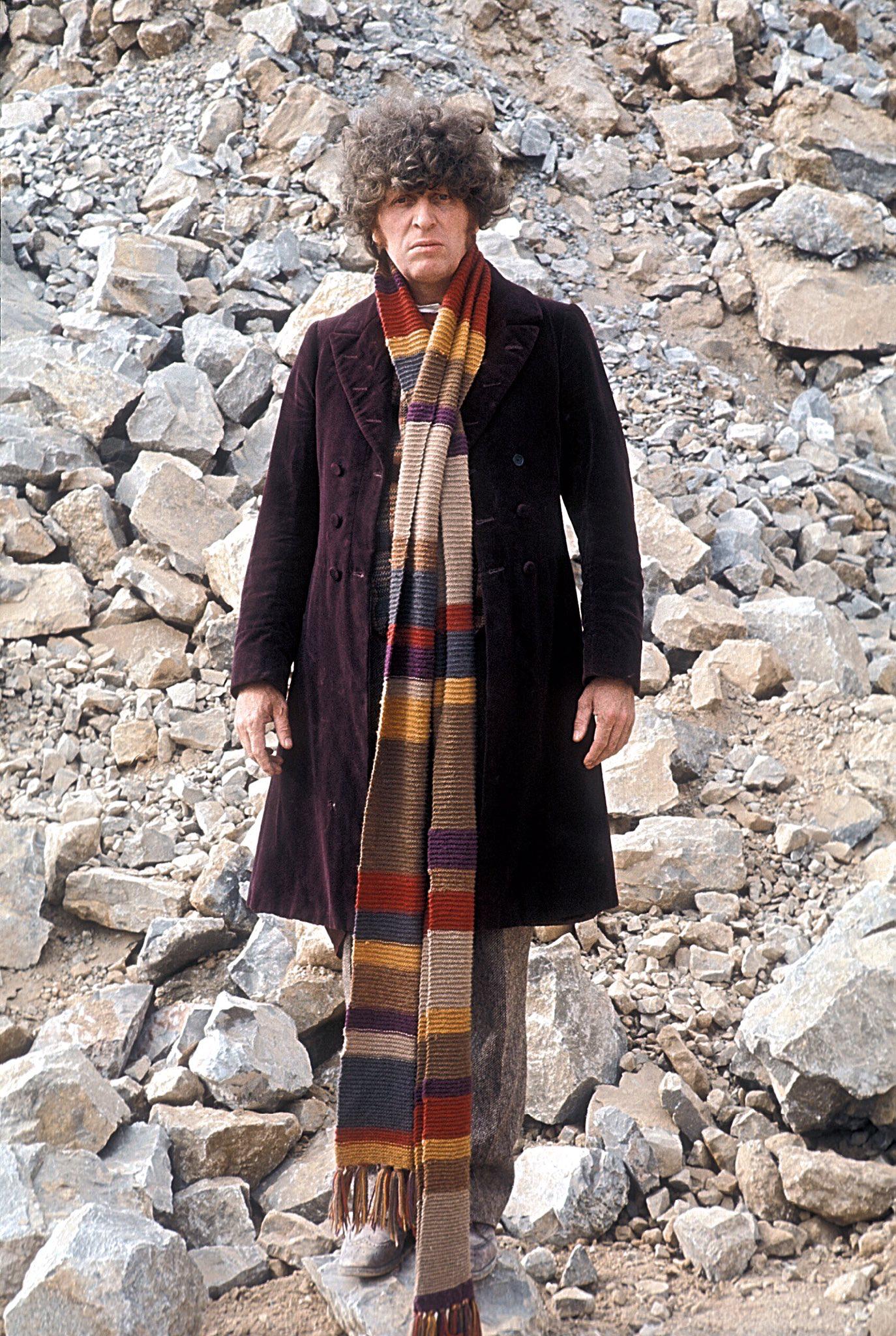 Amazing Tom Baker Schal Häkelmuster Inspiration - Decke Stricken ...