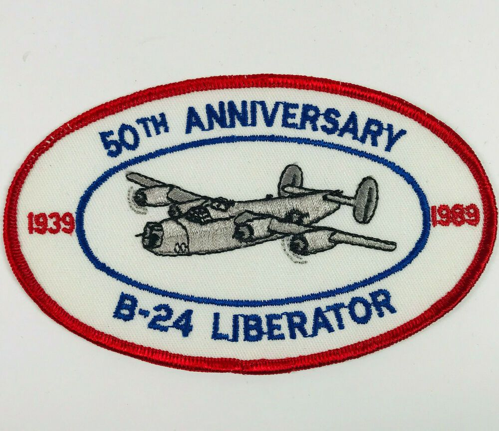 Details about US Army Air Forces B24 Liberator Bomber 50th